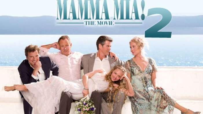 «Mamma Mia 2: Here We Go Again»